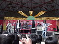 Tang Dynasty playing in Xian.JPG