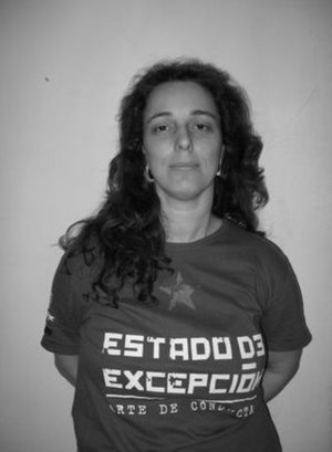 Tania Bruguera - Havana City, Havanna, 31 March 2009