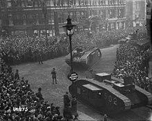 US Orden World War I 1 Victory Anniversary 75 Jahre 1918-1993 ^* A18-5