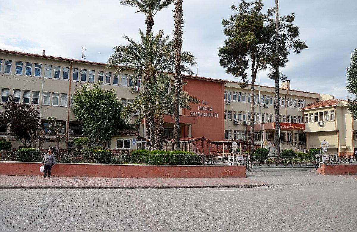 Tarsus, Mersin - Wikipedia