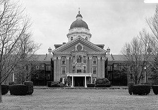 Taunton State Hospital former hospital in Massachusetts, United States