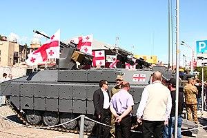 "Lazika - Infantry Fighting Vehicle ""Lazika"""