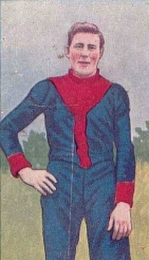 Ted Thomas (footballer, born 1898) - Image: Ted Thomas 1920