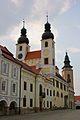 Telč Holy Name of Jesus Church 03.jpg