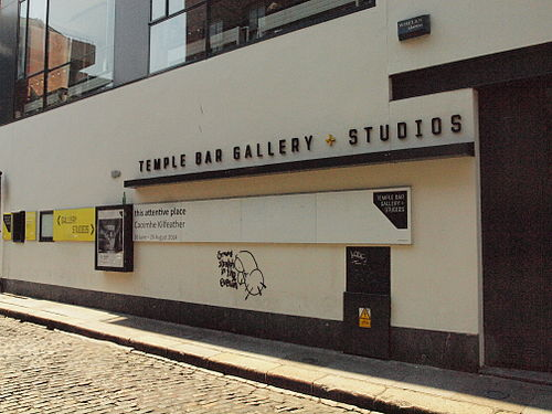 Thumbnail from Temple Bar Gallery and Studios