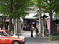 Teppouzu Inari, la ŝintoa templo - 鉄砲洲稲荷 - panoramio.jpg
