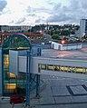 Terminal promowy Gdynia - rękaw, miasto.JPG