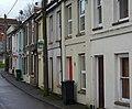 Terraced houses, Chapel Street - geograph.org.uk - 1604188.jpg