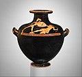 Terracotta hydria- kalpis (water jar) MET DP358961.jpg