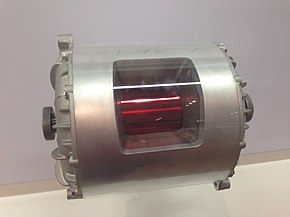 мощность двигателя тесла модель s