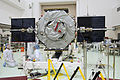 Test deployment of RBSP A solar panels and magnetometer.jpg