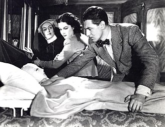 The Lady Vanishes - Catherine Lacey, Margaret Lockwood and Michael Redgrave in The Lady Vanishes