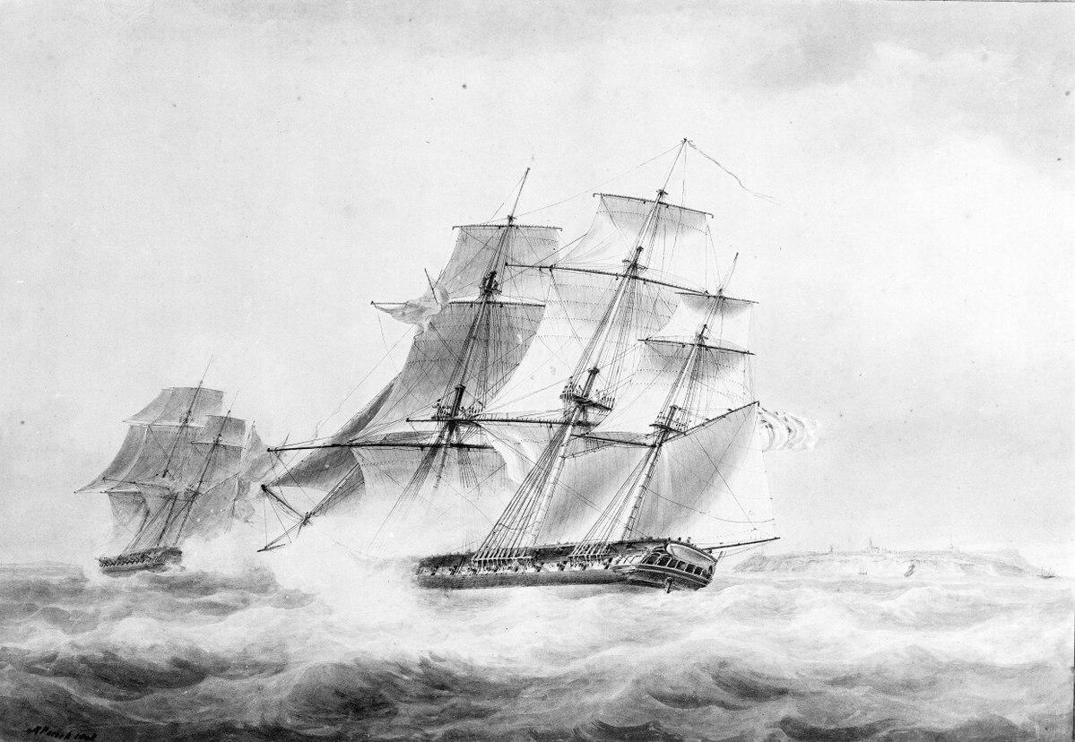 HMS Phoenix (1783) - Wikipedia