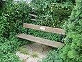 The ' Millennium Seat', East Hardwick - geograph.org.uk - 535629.jpg