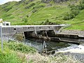 The Awe Barrage in the Pass of Brander - geograph.org.uk - 1356814.jpg