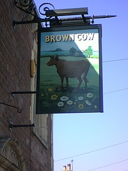 The Brown Cow (geograph 1972926)
