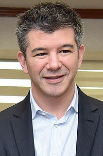 Travis Kalanick American entrepreneur and co-founder of Scour
