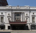 The Capitol Theatre, also known as the Capitol Music Hall, in downtown Wheeling, West Virginia LCCN2015632044.tif