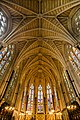 The Ceiling and Stained Glass of Exeter College Chapel.jpg