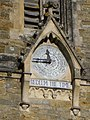 The Church Clock at Netherfield - geograph.org.uk - 305671.jpg