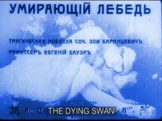 Fichier:The Dying Swan (1917).webm