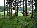 The Gart caravan park through the trees - geograph.org.uk - 262928.jpg