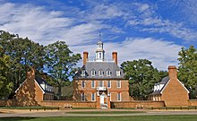 The Governor's Palace -- Williamsburg (VA) September 2012.jpg