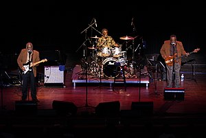 The Holmes Brothers - The Holmes Brothers, at The Grand, Wilmington, Delaware, 2009