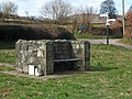 The Jubilee seat at Bincombe Cross - geograph.org.uk - 1766869.jpg