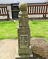 The Knockcushan Court of Justice memorial inscription, Girvan, South Ayrshire.jpg