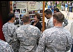 The Last Boy Scout, Boy Scout Camp welcome center dedicated to fallen Paratrooper DVIDS114322.jpg