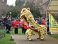 The Lion Dance - geograph.org.uk - 676745.jpg