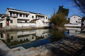 The Memorial Temple for the Family of Shi in Shijia Village, Jixi 06 2015-01.JPG