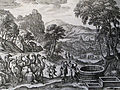 The Phillip Medhurst Picture Torah 124. Rebekah at the well. Genesis cap 24 v 4. Borcht.jpg