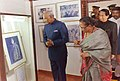 The President, Shri Ram Nath Kovind visiting the birth place and museum of Netaji Subhash Chandra Bose, at Cuttack, Odisha.jpg