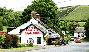 The Red Lion, Llanfihangel nant melan.JPG