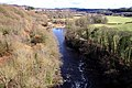 The River Dee from the Pontcysyllte Aqueduct - geograph.org.uk - 1800148.jpg