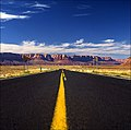 The Road to Monument Valley 1—Along US-163.jpg