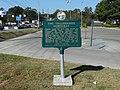 The Tallahassee Democrat historical marker (front).JPG