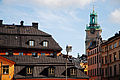 The Tower Of Storkyrkan Cathedral, Stockholm cityscape, Sweden, Northern Europe.jpg