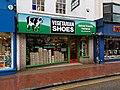The Vegetarian Shoes shop in Brighton (Gardner St.) in January 2020.jpg