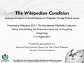 The Wikipedian Condition.pdf