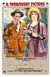 <i>The World Apart</i> 1917 film by William Desmond Taylor