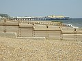 The beach at St Leonards on Sea - geograph.org.uk - 527090.jpg