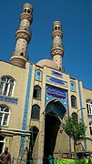 The central mosque of Tabriz 1