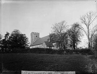 The church, St Clears