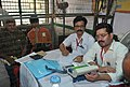 The counting of votes in progress, at a Counting Centre of General Election-2014, in New Delhi on May 16, 2014 (2).jpg
