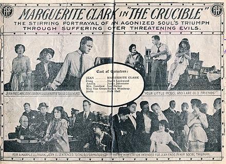 Marriage through the crucible