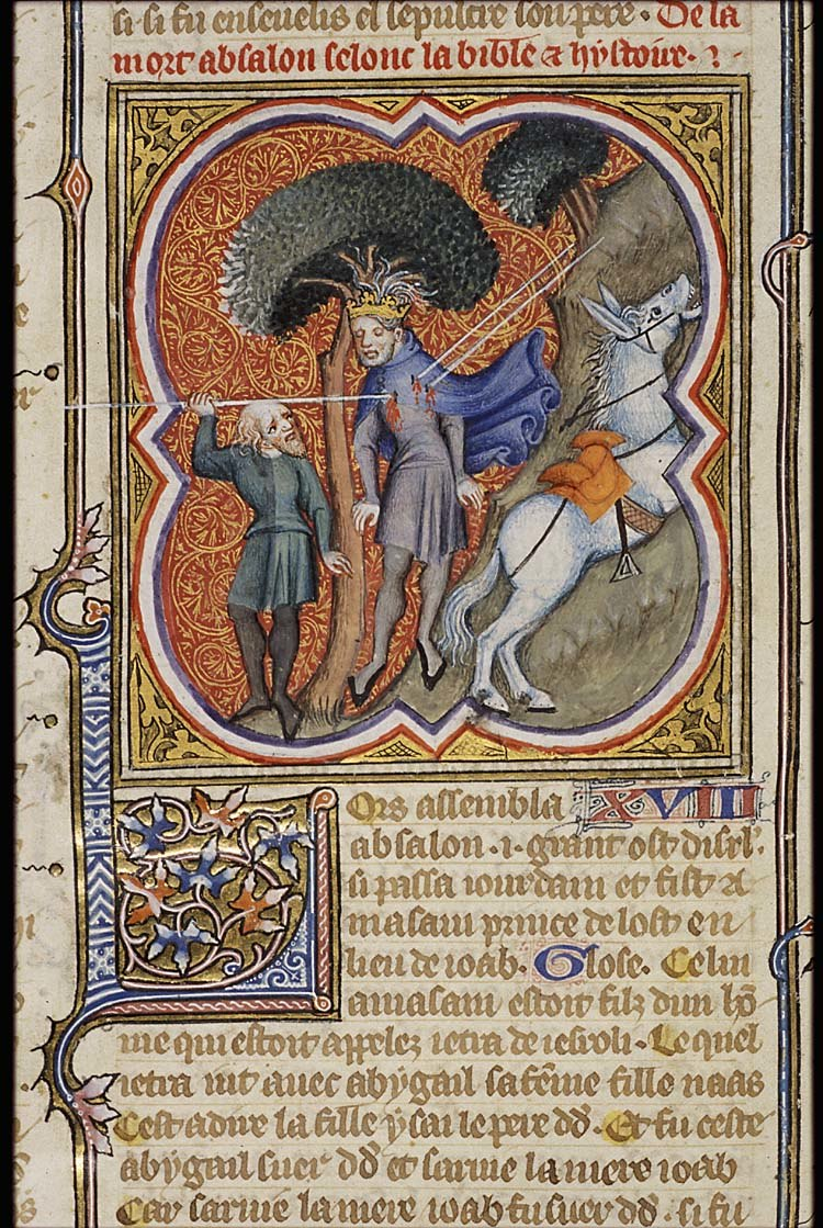 The death of Absalom2