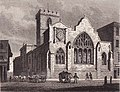 The first St Martin's Church 1822.jpg